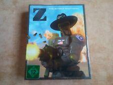 Z-BITMAP BROTHERS NEU   PC DOS  deutsch USK 12 #
