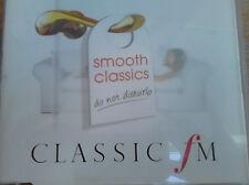 Classic FM DO NOT DISTURB CD Smooth Classics ELGAR TCHAIKOVSKY SATIE SIBELIUS