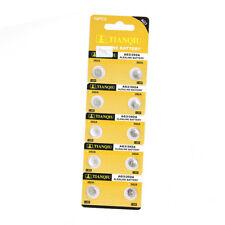 10Pcs/Lot AG3 LR41 384 392 SR41W SR41 L736 1.5V Watch Battery Button Coin Cell