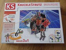 KnuckleStrutz Knuckle Bots Building Construction Toy Set Knuckle Struts