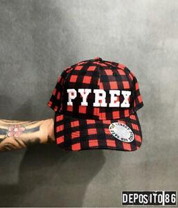 PYREX cappello americano regolabile con visiera 100%ORIGINALE unisex