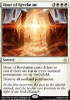Hour of Revelation x4 Magic the Gathering 4x Hour of Devastation mtg card lot
