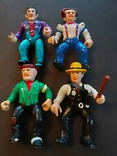 Dick Tracy 4 Figure Lot great condition, no Reserve!