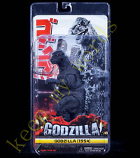 NECA Godzilla 1954 Action Figure Classic movie Film Collection Toy Head-Tail 12""
