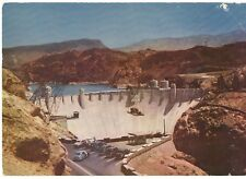 Giant Postcard Boulder Dam and Lake Mead