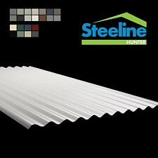 *BRAND NEW* Colorbond® Corrugated Roofing (22 Colours) - Cost Per Lineal Metre