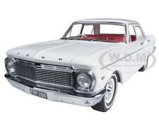 1965 FORD XP FALCON WHITE 50TH ANNIVERSARY LTD 1250 1/18 BY GREENLIGHT DDA003