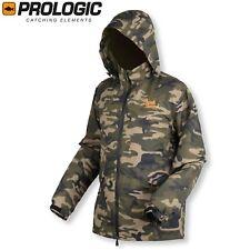Prologic Bank Bound 3-Season Camo Fishing Jacket | 2 layer | 100% Polyester | M