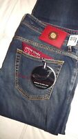 JACOB COHEN JEANS NUOVO DENIM 31-45  84 CM GIR. 327,00 CARTEL.  7445630441473