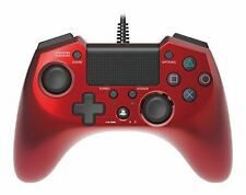 Hori Pad FPS Plus Turbo Controller Red for Sony PlayStation 4 Ps4