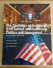 The Challenge of Democracy 11th Edition