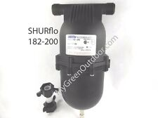 SHURflo 182-200 Pressurized Accumulator Tank 20 PSI 24 oz