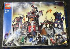 LEGO® 8877 Vladek's Dark Fortress Ritterburg mit BA und OVP