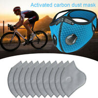 Reusable PM2.5 Activated Carbon Respirator For Outdoor activities, Cycling