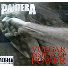 PANTERA VULGAR DISPLAY OF POWER CD NEW