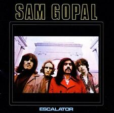 SAM GOPAL - ESCALATOR (REMASTERED)  CD NEU