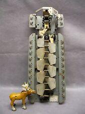 GE General Electric TM2010 Panel Base Assembly Bus Bar Model 1