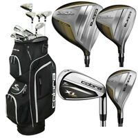 New 2019 Cobra Men's XL SPEED Complete Package Set - Choose Your Flex