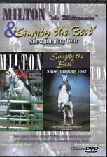 NEW Dble DVD MILTON THE MILLIONAIRE & SHOW JUMPING TOUR