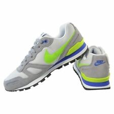 Womens NIKE Waffle Trainer Neu Gr:38,5 Grau-Gelb Sneaker Shoes Command 90 95 97