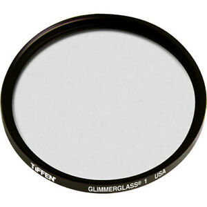 Tiffen 52mm Glimmerglass 1 Filter Glimmer Glass White Halation Diffusion Filters