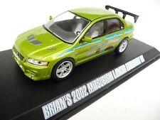 Green Light 1:43 Mitsubishi Lancer Evo VII 2002 2 Fast 2 Furious GL86209