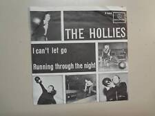 "HOLLIES:I Can't Let Go- Running Through The Night-Holland 7"" 1966 Parlophone PSL"
