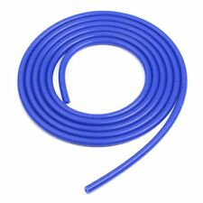 "3/16"" 5mm ID Blue Vacuum Silicone Turbo Air Hose Line Pipe Tube 5 ft Intercooler"