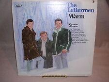 The Lettermen Warm - Chanson d'Amour Capitol Records T 2633