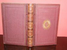 BRETAGNE: A. Nettement: QUIBERON; Souvenirs du MORBIHAN. Lecoffre 1869 E.O. reli