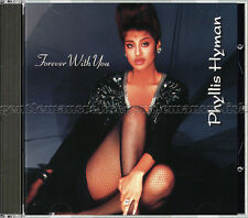 "Phyllis Hyman - ""Forever With You"" - 1998 CD on US Philadelphia International"