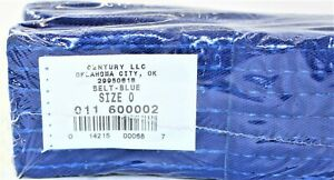 Martial Arts Belt Century Blue Size 0 New In Package Fast Free Shipping