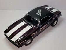 1/18 EXACT DETAIL 1967 Z28 CHEVROLET CAMARO FRED GIBBS LITTLE HOSS AUTO HERB FOX