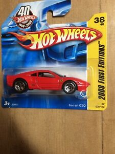 Hot Wheels Ferrari GTO