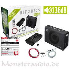 Hifonics TBP800.4 800 Watt Auto Basspack Anlage Car Hifi Bass Komplett Set