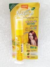 20ml. Lolane Natura Daily Hair Serum Magic In 1 Sun Flower For Care Color Hair