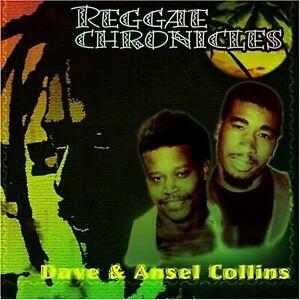 "Dave & Ansel Collins ""Reggae Chronicles: 12 Tracks"" NEW & SEALED CD (2006)"