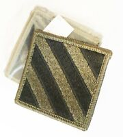 Lot of 20 US Army 3rd Infantry Division Subdued Sew On Military Patches