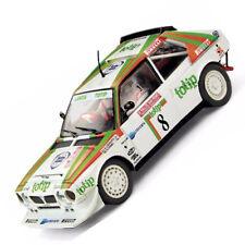 SCX Scalextric Totip Lancia Delta Intergrale S4 Rally Slot Car 1/32 A10153