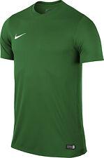 New Mens Nike Gym Sports Tee T-Shirt Top Size S M L XL XXL Black Navy Red Park