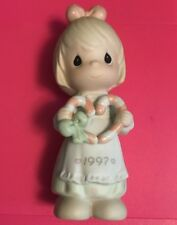 Precious Moments (272671) 1997 NEW IOP Cane You Join Us For a Merry Christmas