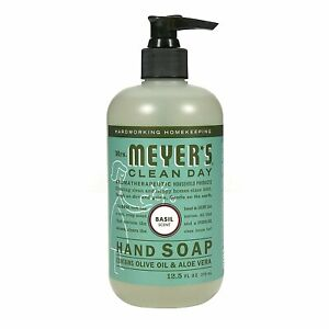 Mrs. Meyer's Clean Day Liquid Hand Soap | 12.5 oz | 6 Pack