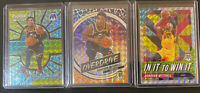 2019-20 Panini Mosaic DONOVAN MITCHELL Overdrive+Center Stage+In It To Win It SP