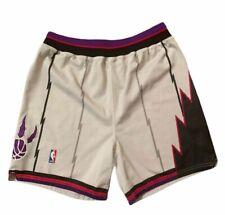 Vintage 1997-98 Toronto Raptors Nike Team Issued Shorts Size 38