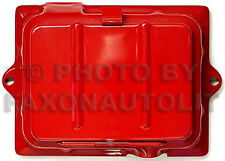 New Red Battery Box Cover Ford 8N Tractor with decals 1948 1949 1950 1951 1952