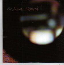 (BX951) De Rosa, Gamera - 2006 DJ CD