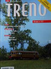 Tutto Treno 212 - Poster ALn 556 Breda - Locomotive senza frontiere