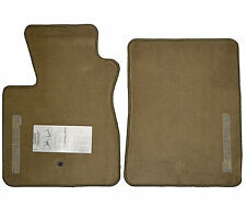 New Floor Mats Oem Original Set Front Floormats Tan Pick Up Truck Ford F-150