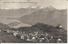 lago di como pigra panorama del centro lago grigna  provincia como