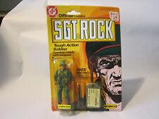 1981 REMCO DC Comics SGT Rock LEATHERNECK Soldier Action Figure Dog Tags - RARE!